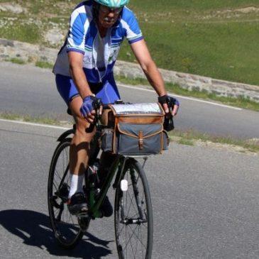 Randonnée cyclotouriste de PARIS à MONACO et NICE.